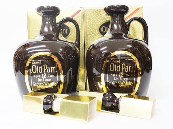 オールドパー陶器