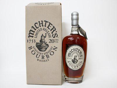 ミクターズ 20年 バーボン・ウイスキー
